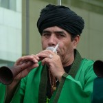 Bachir Attar - Master musician of Jajouka. Photo: Flickr / GanMed64.
