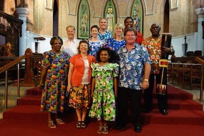 Torres Strait Islander kores