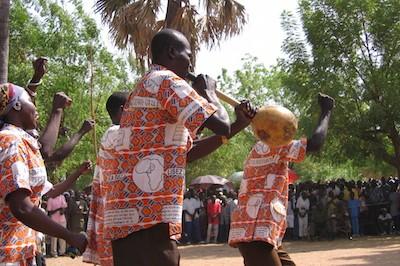 Kera locally composed church music
