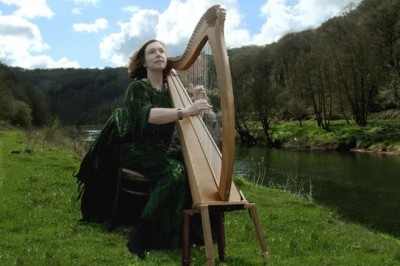 Celtic harp music