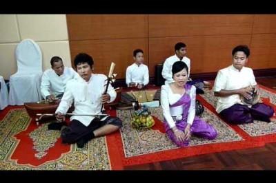 Khmer wedding music